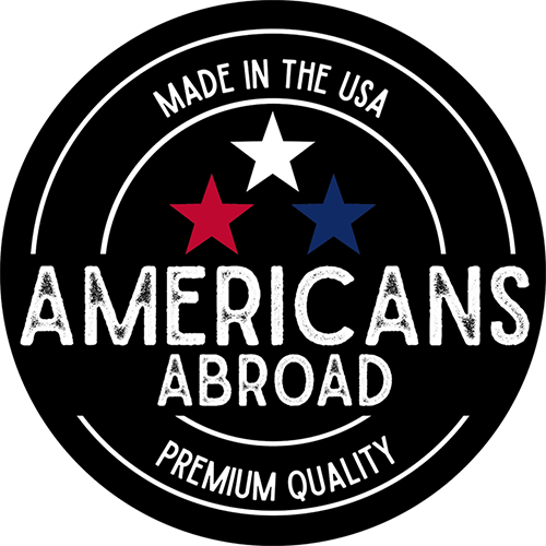 Americans Abroad Series Logo